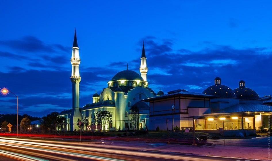 La plus grande mosquée des États-Unis 1