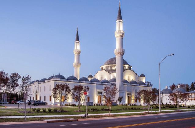 La plus grande mosquée des États-Unis