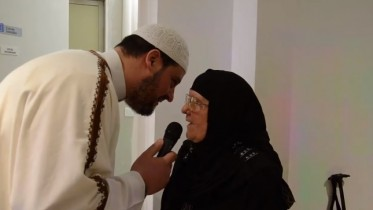 Conversion de Marcelle 84 ans à l'Islam