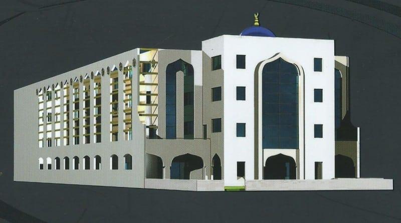 Mosquée Assalam de Clermont-Ferrand