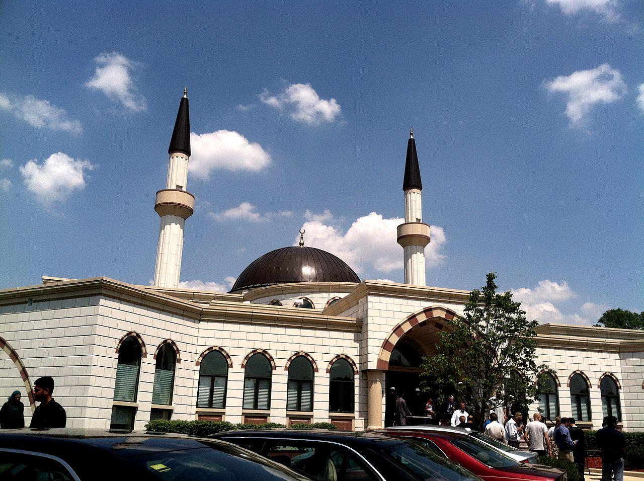Mosquée DaruSalam de Lombard (Illinois)