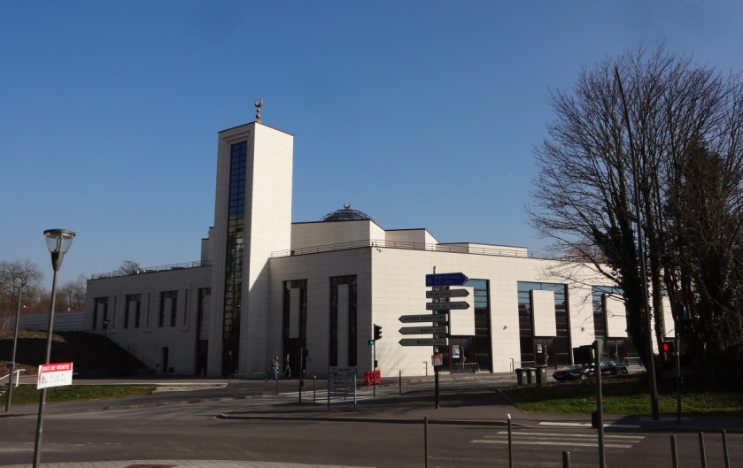 Mosquée de Massy 1