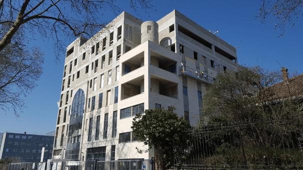 Mosquée de Nanterre La Défense