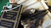 Salle de prière corse incendiée