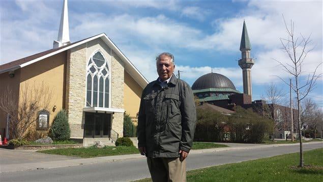 Une mosquée d'Ottawa rachète une église voisine