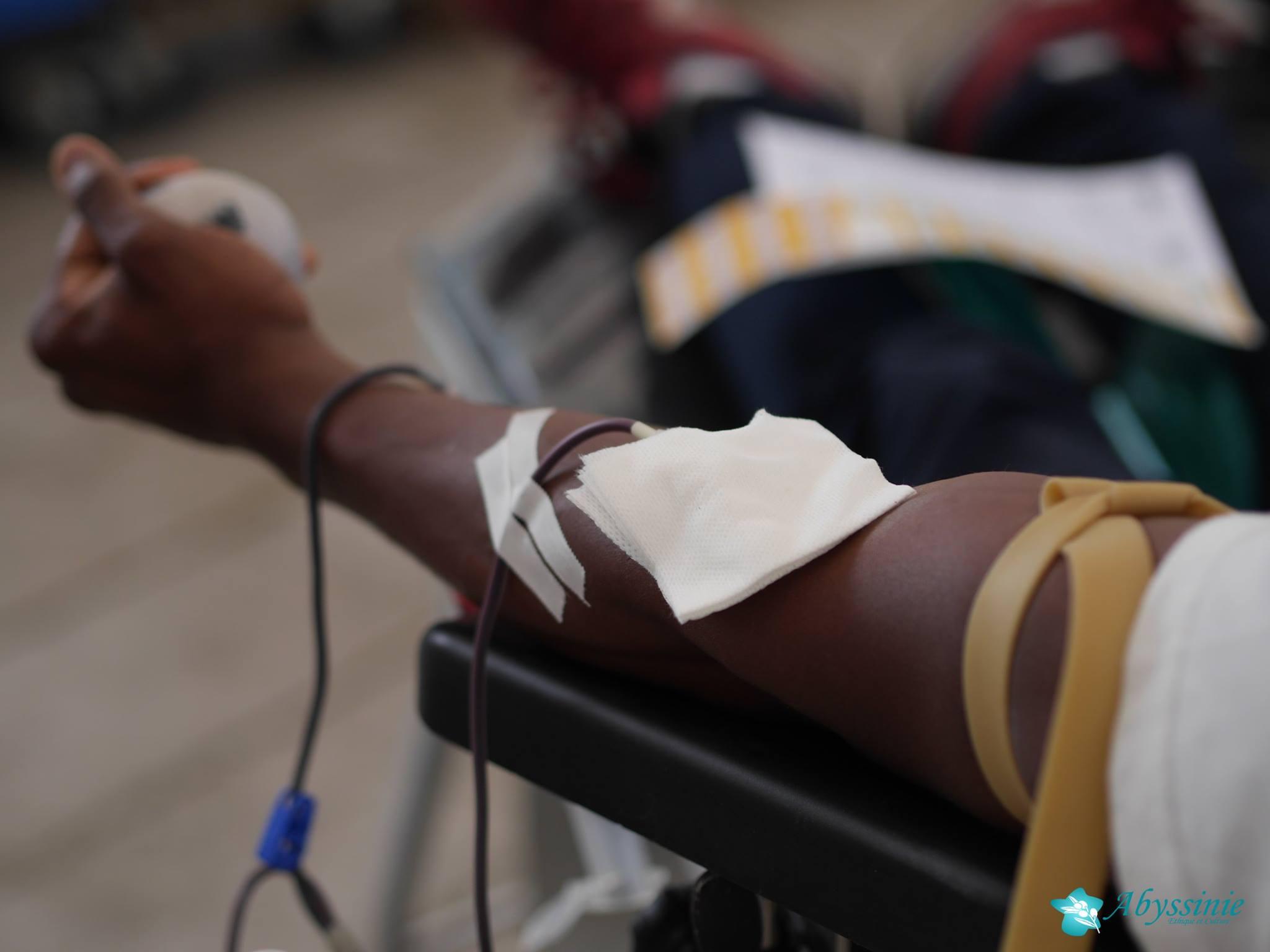 Don du sang à la grande mosquée de Strasbourg 12