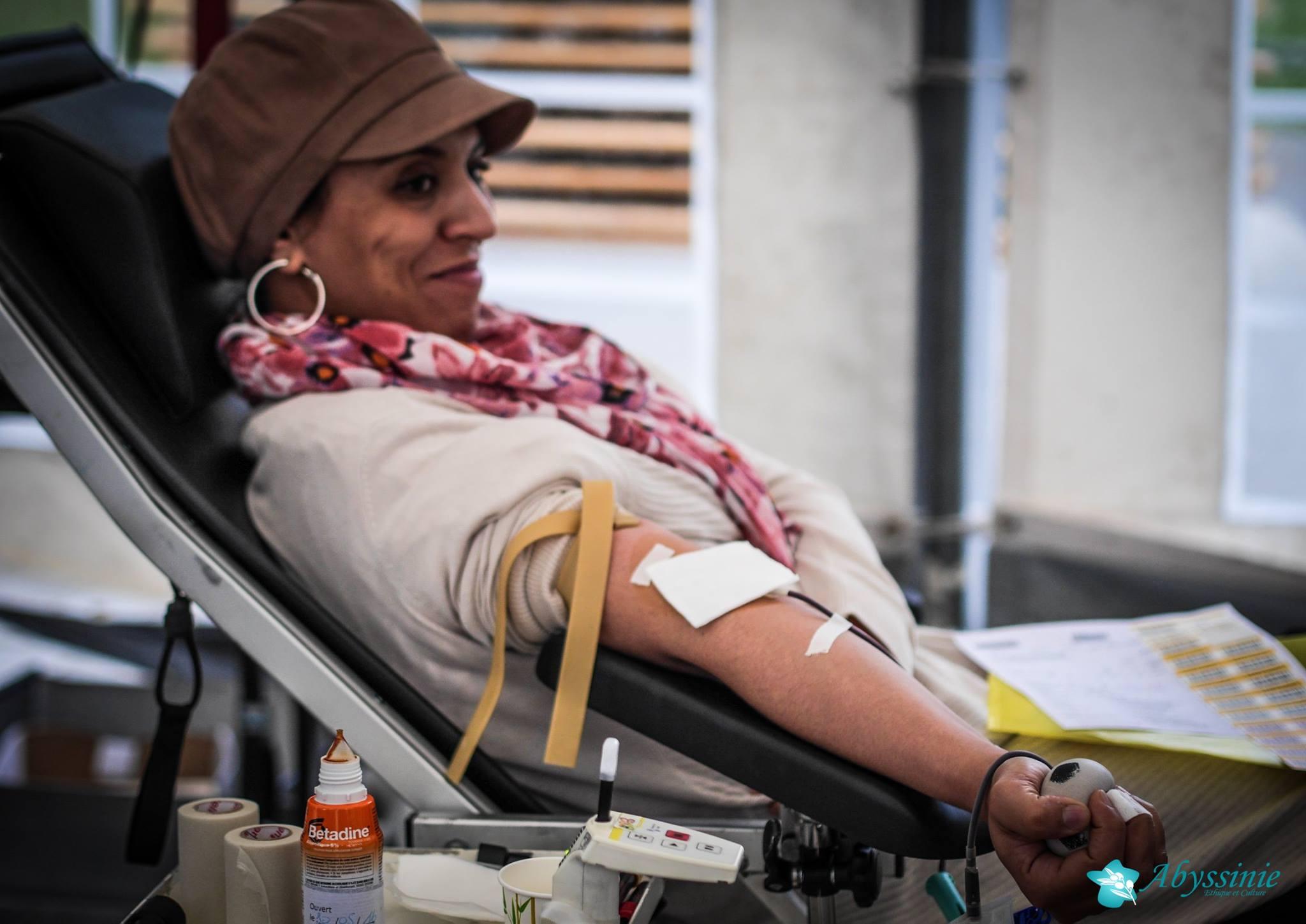 Don du sang à la grande mosquée de Strasbourg 6