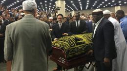 Obsèques de Muhammad Ali