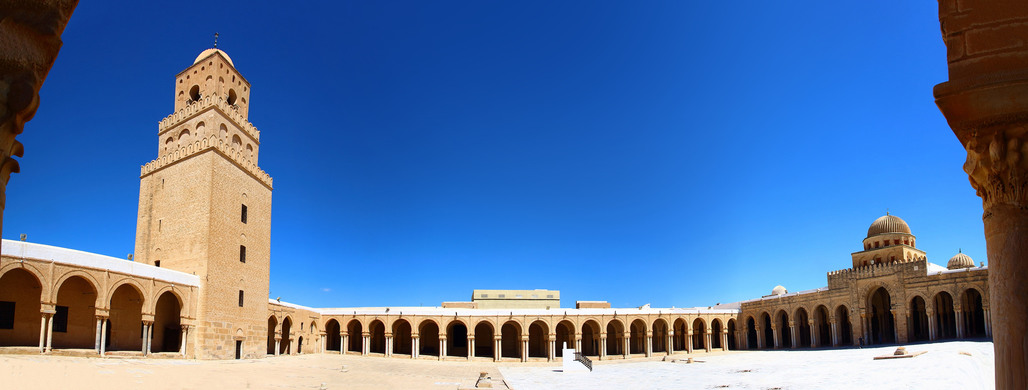 Panorama_of_the_courtyard_of_the_Great_Mosque_of_Kairouan