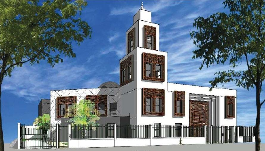Projet de mosquée de Choisy-le-Roi