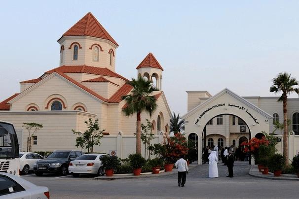 eglise-armenienne-des-martyrs-dabu-dhabi