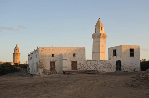 Les mosquées de Suakin