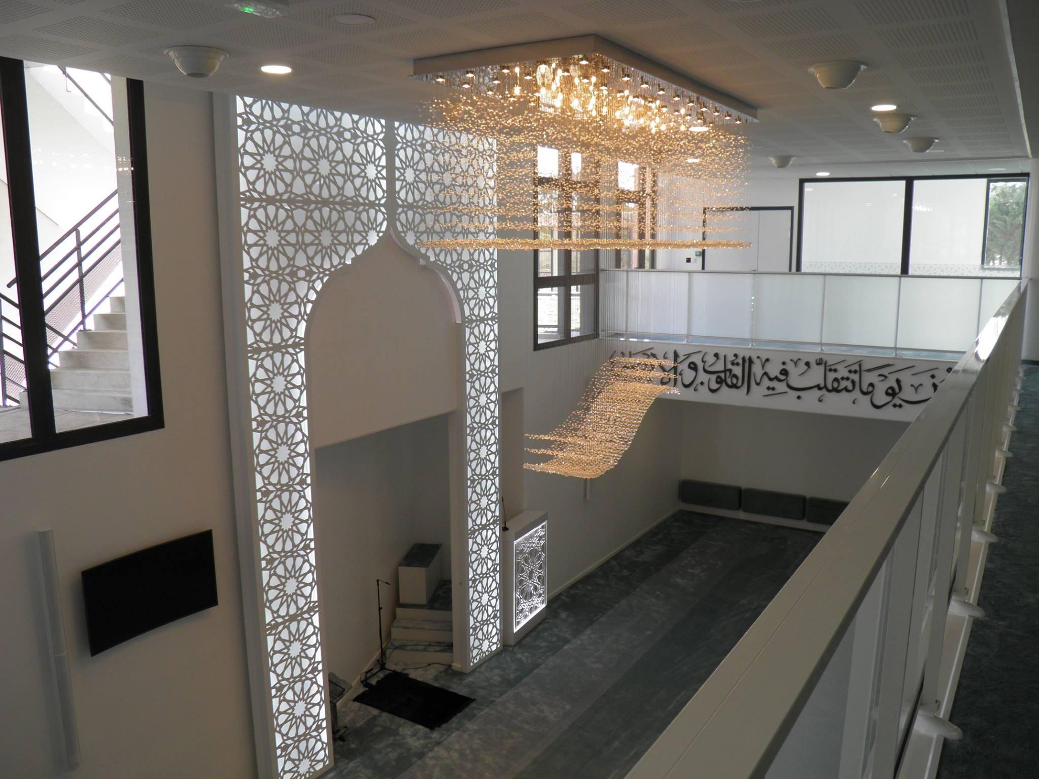 Salles de prière