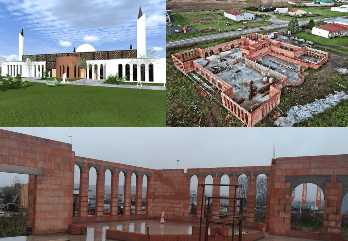 La mosquée de Boulay Moselle