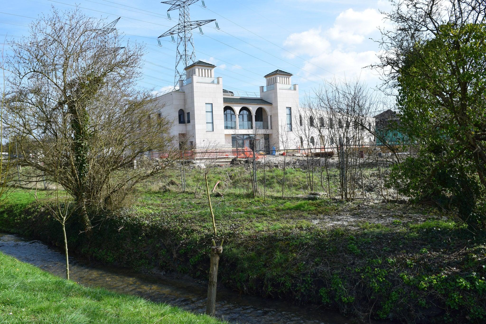 Mosquee Roissy en Brie