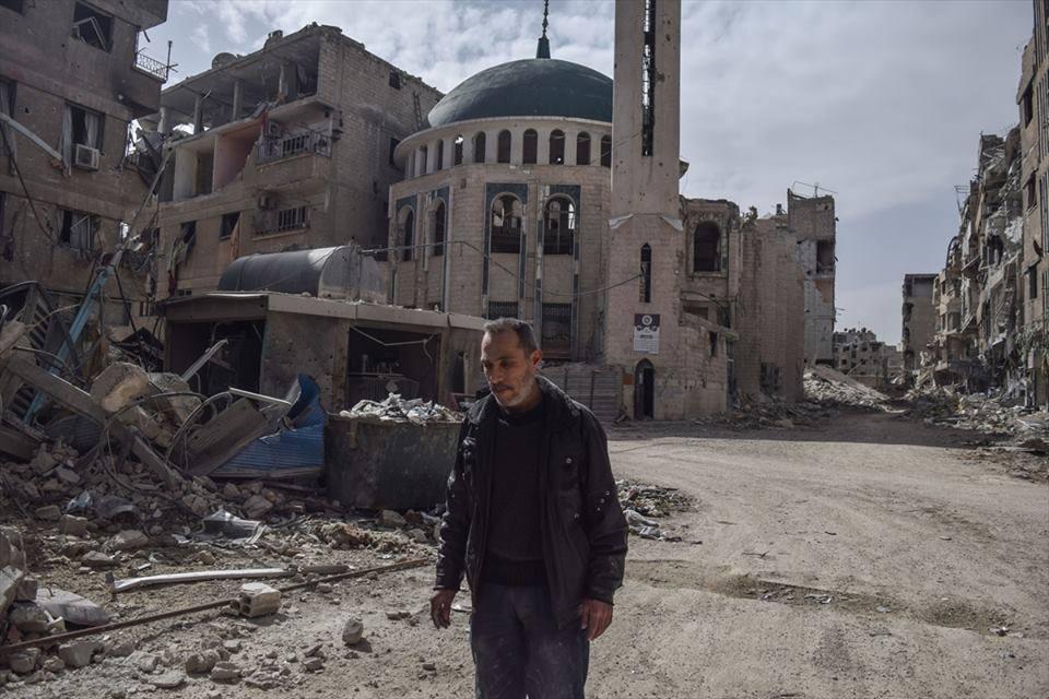 Imam Ghouta orientale