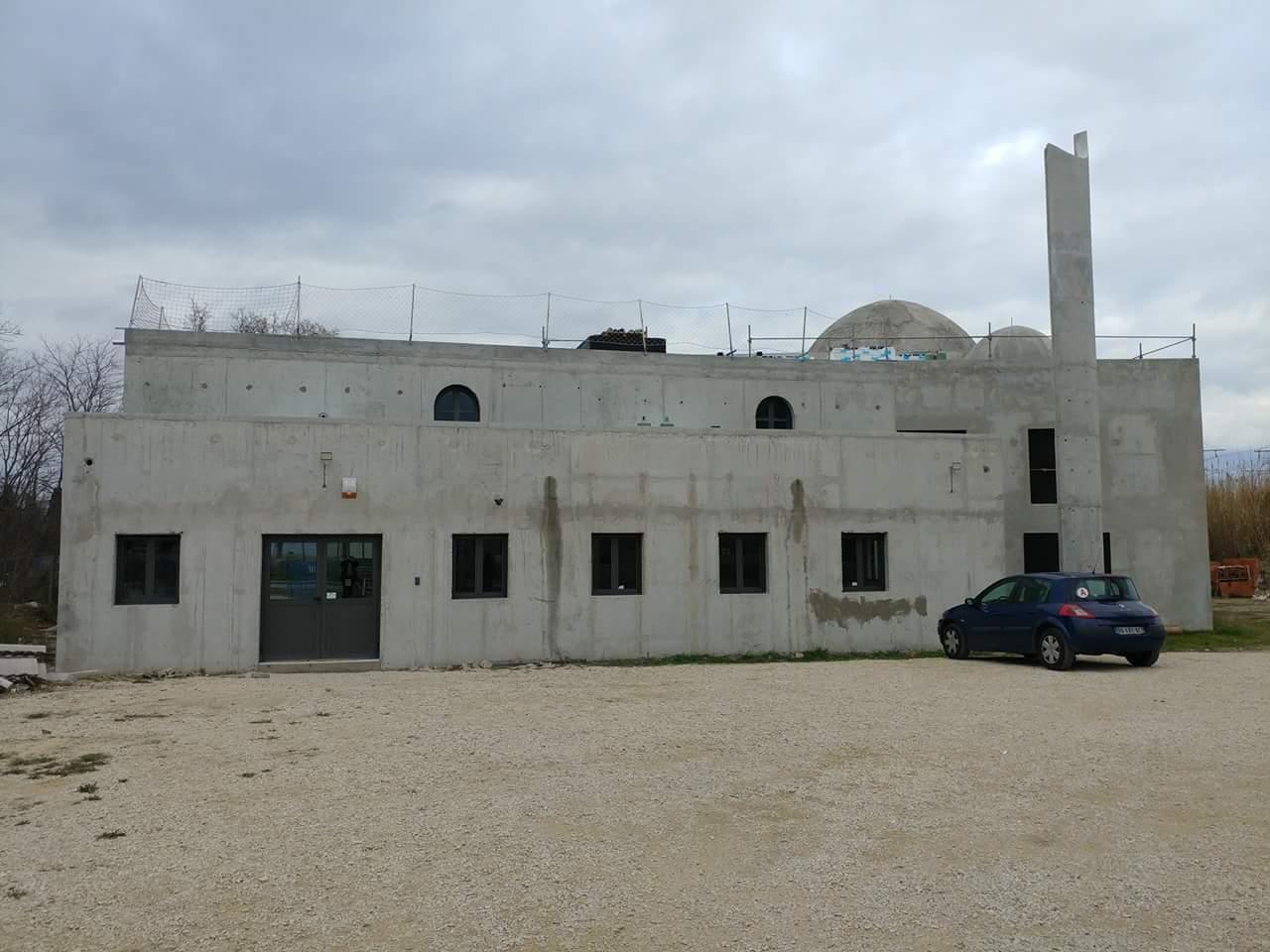 Mosquée du Pontet