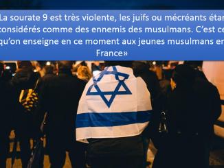 Mohamed Guerroumi signataire de la tribune contre le nouvel antisémitisme