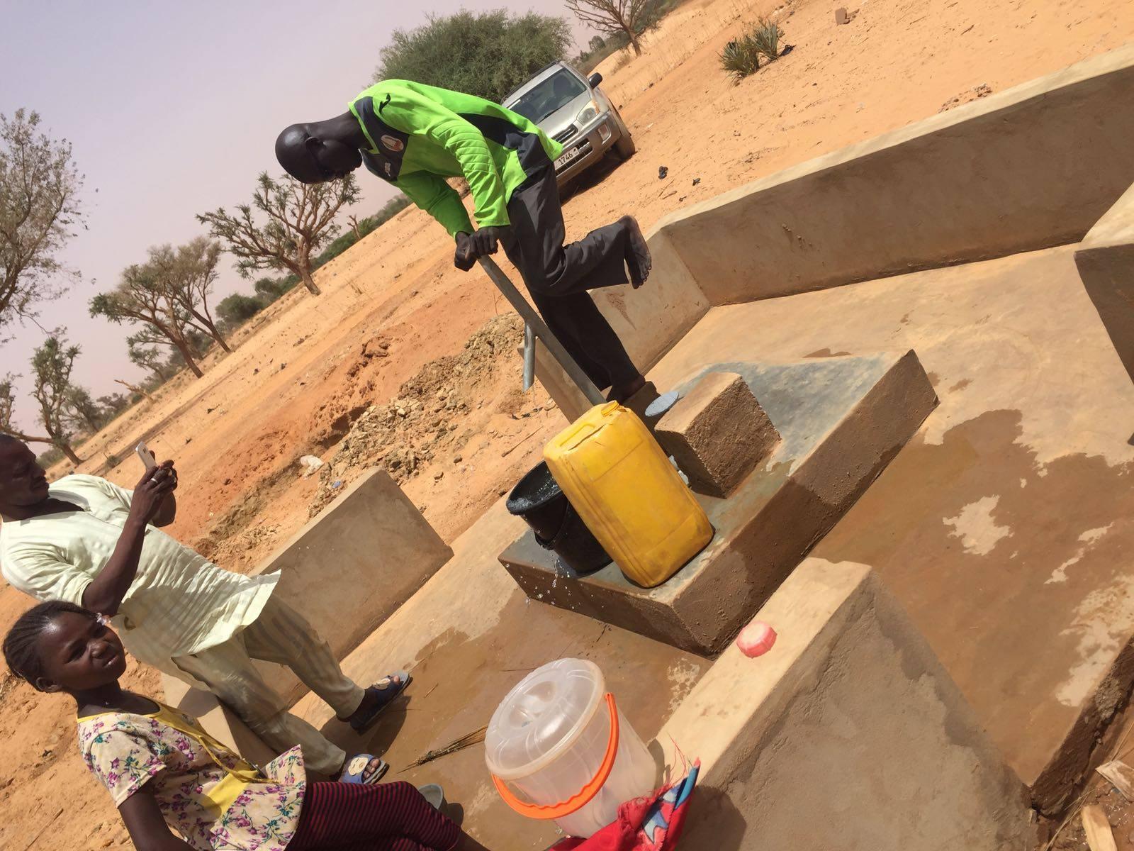 Creuser des puits au Niger Mulhouse