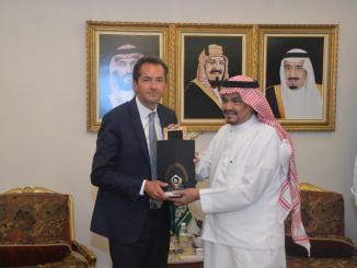 Hakim El Karoui en Arabie Saoudite