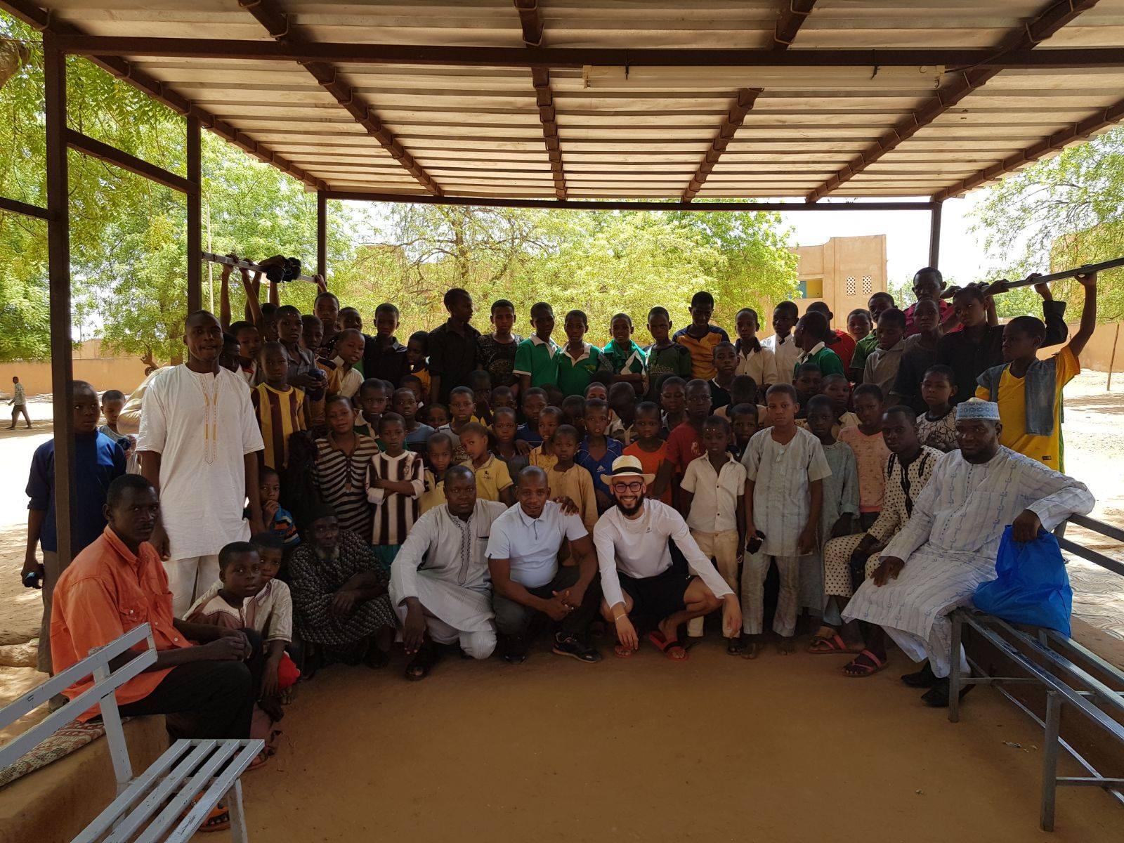 Trois puits creusés au Niger la belle initiative de deux jeunes de Mulhouse