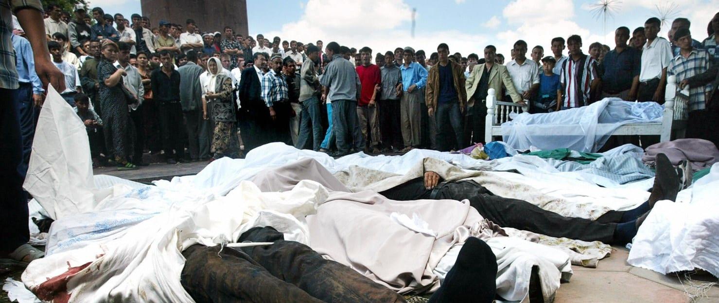 massacre d'Andijan