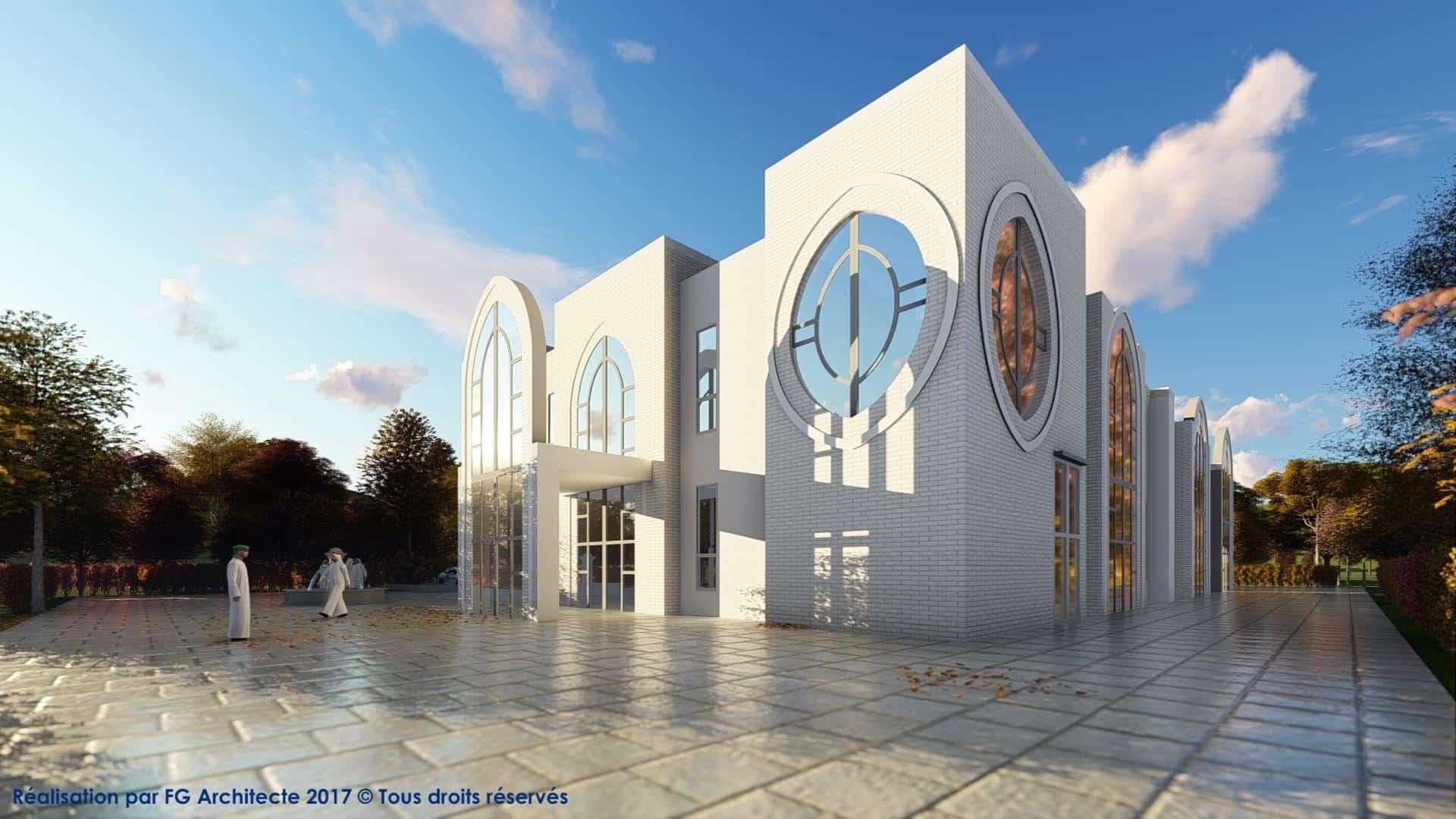 mosquée d'Hénin-Beaumont 1
