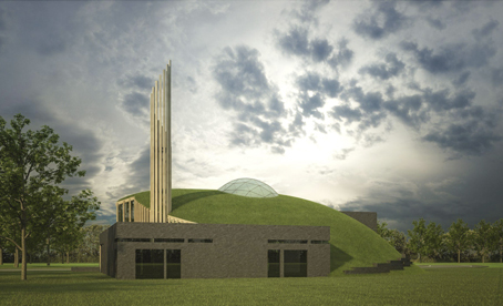 Mosquée de Reykjavik