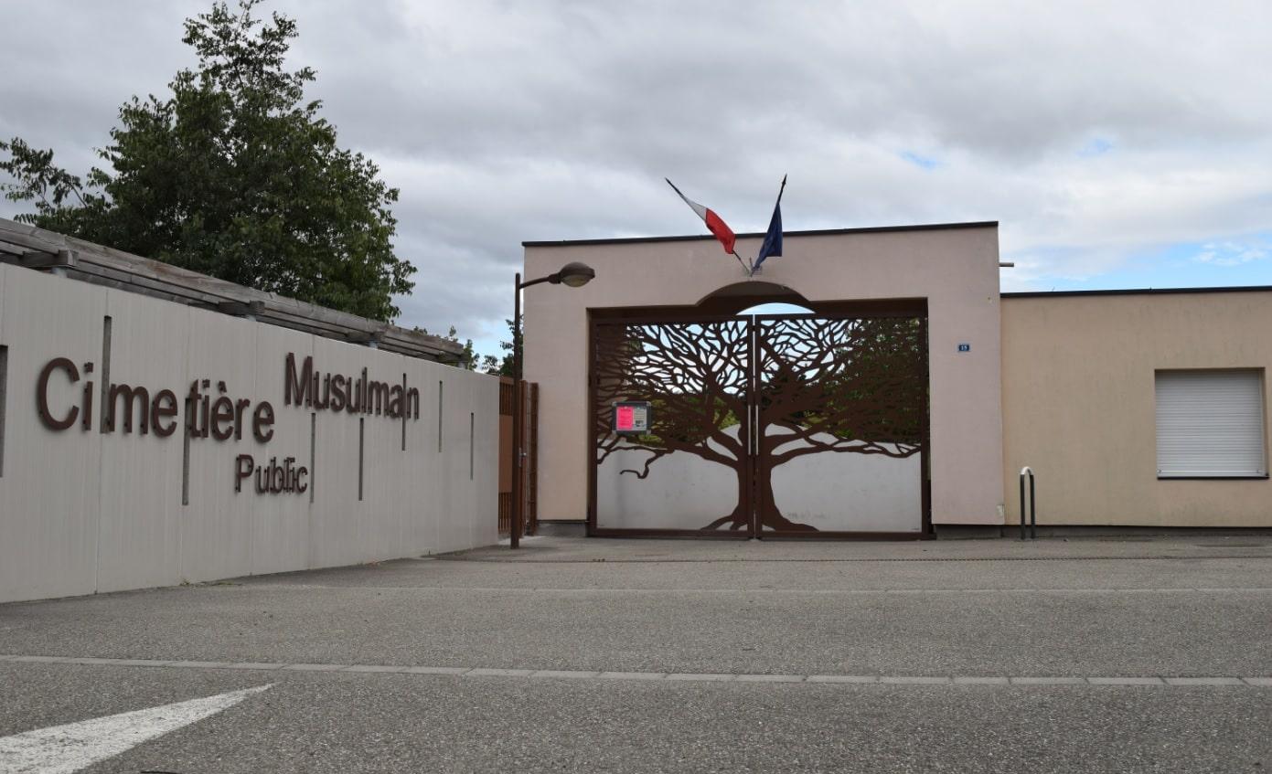 Cimetiere musulman Strasbourg