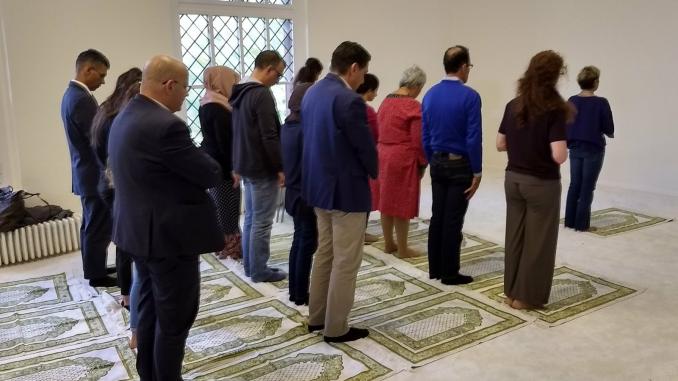Mosquée inclusive