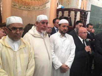 Eric Ciotti mosquee Rahma de Nice