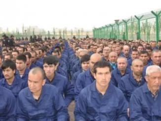 Camps de detention Chine