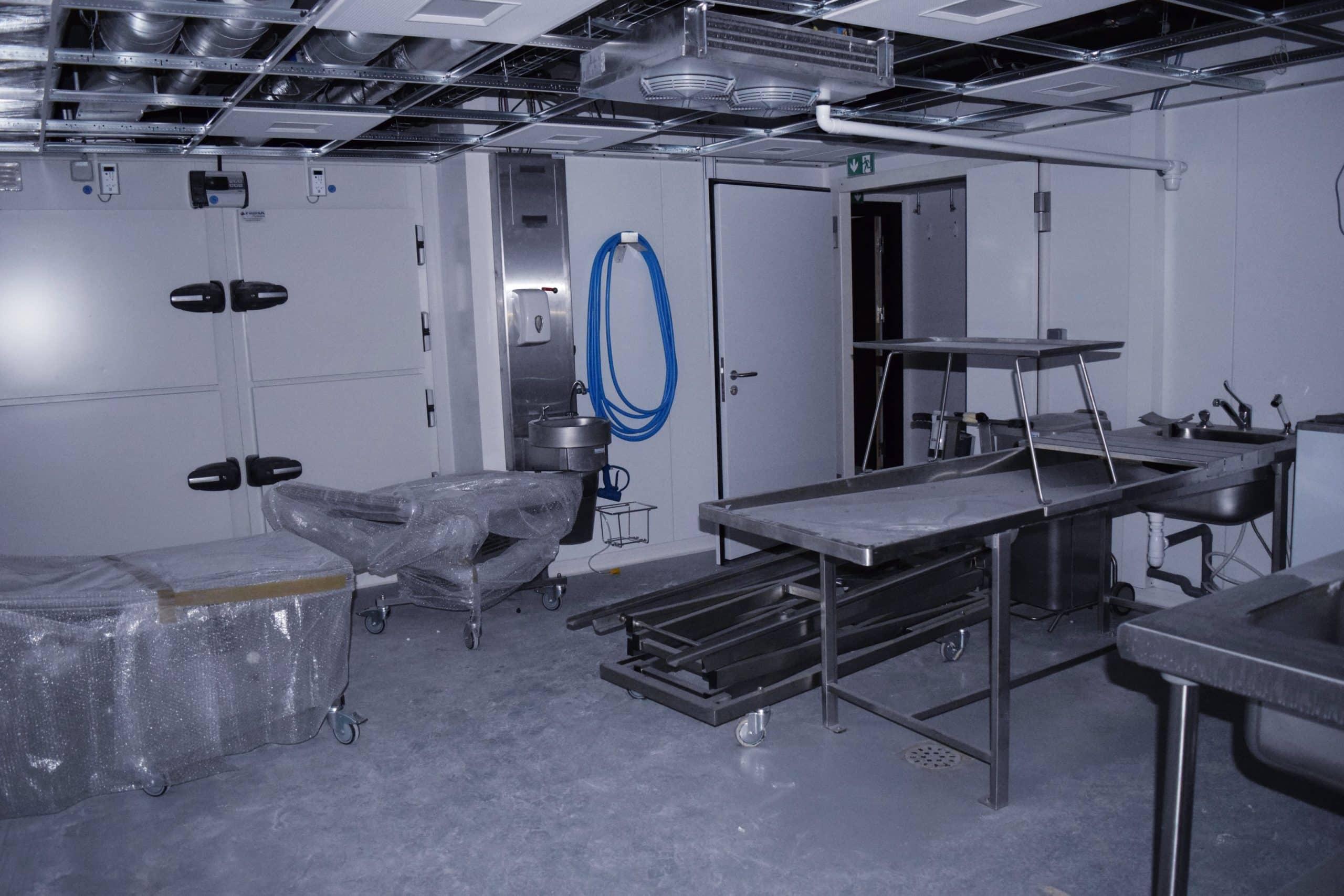 Morgue Centre An-Nour Mulhouse
