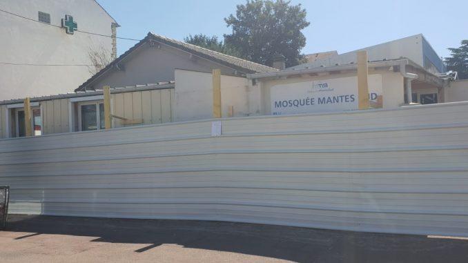 Fermeture de la mosquée de Mantes la Ville