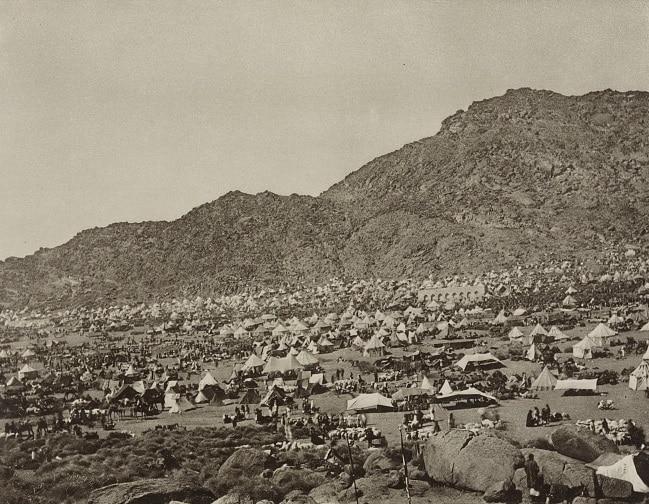 Anciennes photos Hajj pèlerinage 8