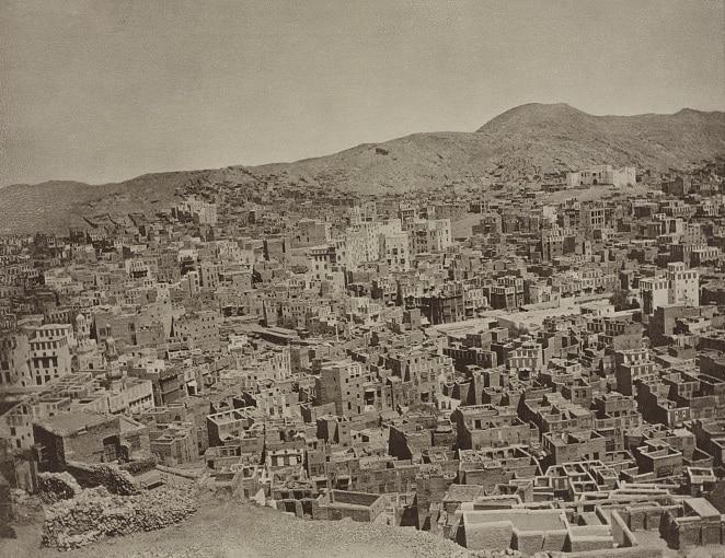 Anciennes photos Hajj pèlerinage 4