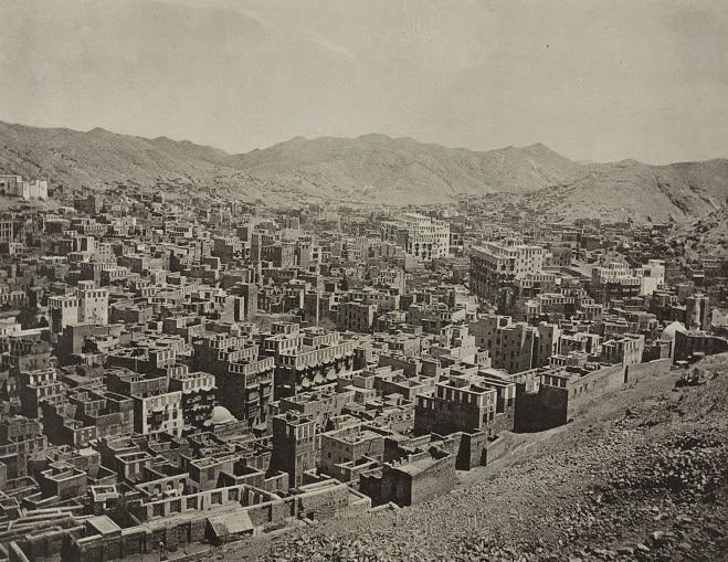 Anciennes photos Hajj pèlerinage 5