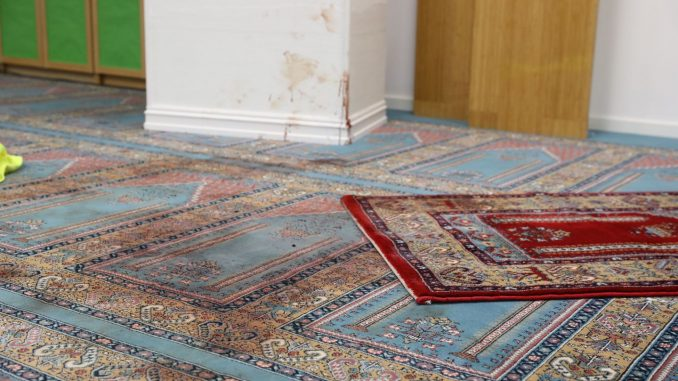Mosquée Baerum attentat terroriste
