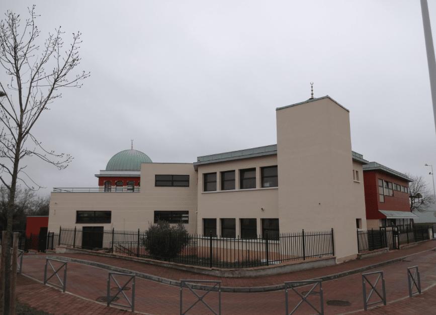 Mosquée Chanteloup-les-Vignes