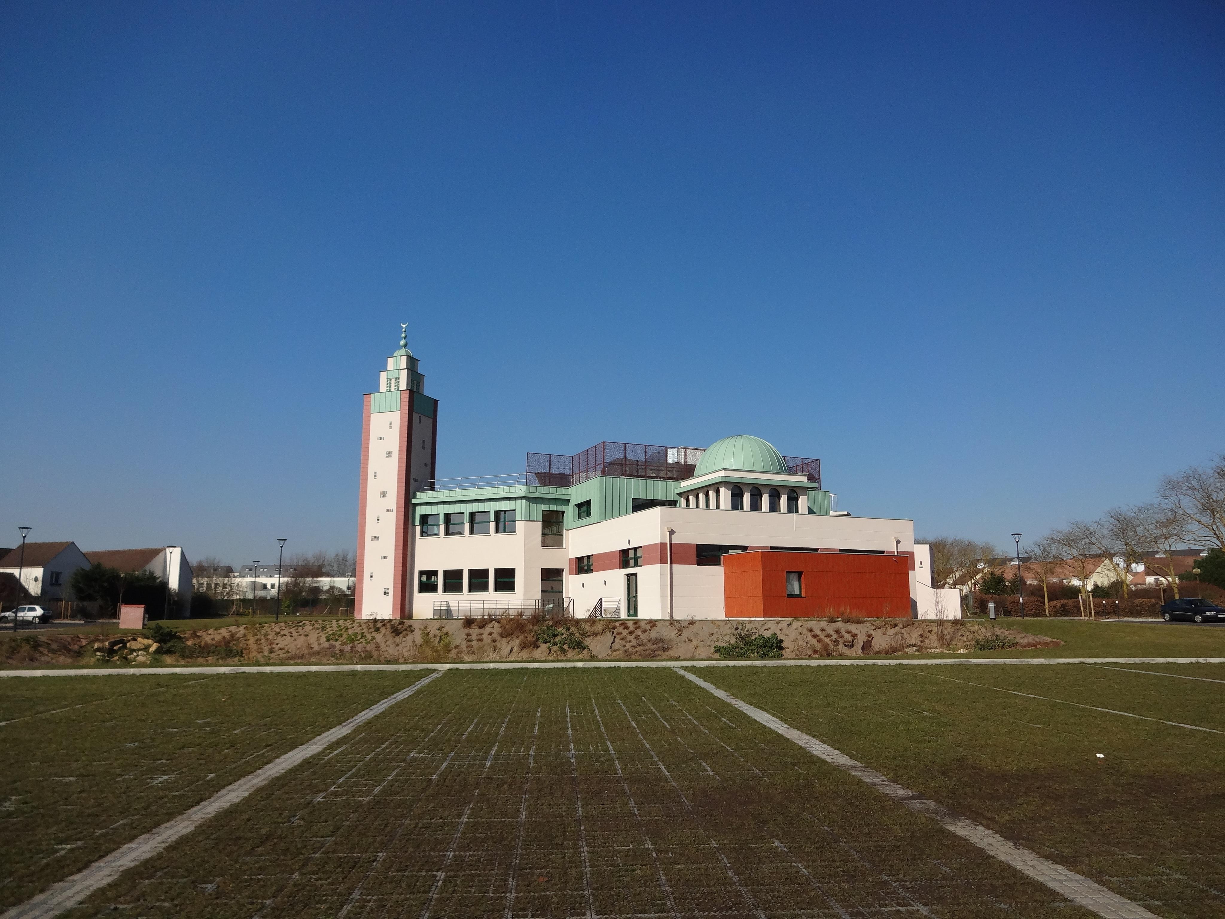 Mosquée de Cergy