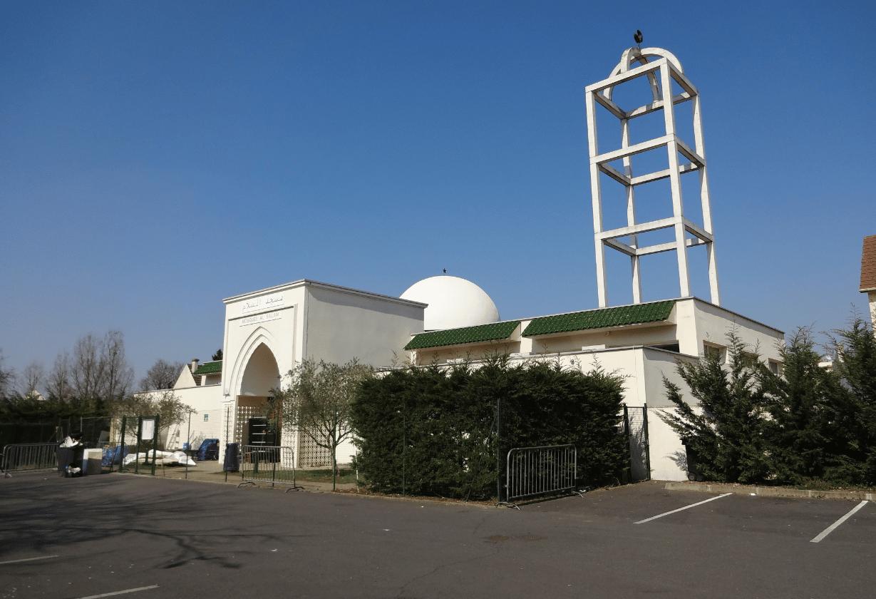Mosquée de Dammarie Les Lys