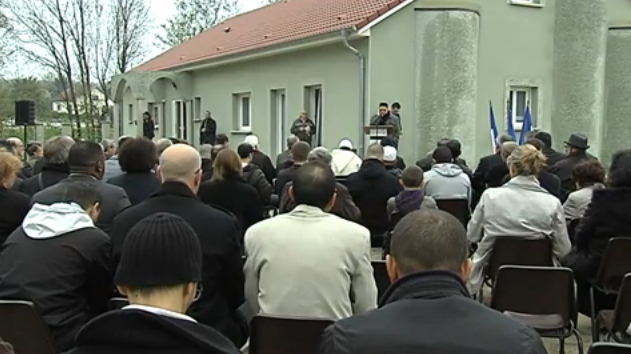 Inauguration mosquée Contrex