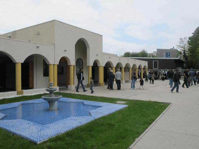 La Grande Mosquée d'Echirolles1