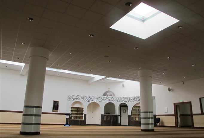 La Grande Mosquée d'Echirolles5