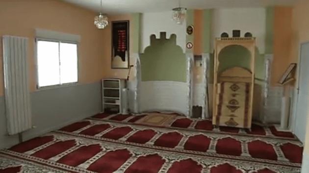 Mihrab mosquée Contrex