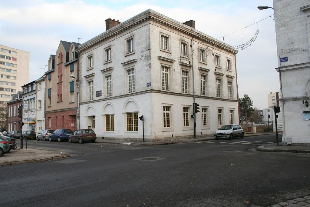 Mosquée Annour d'Amiens (80)