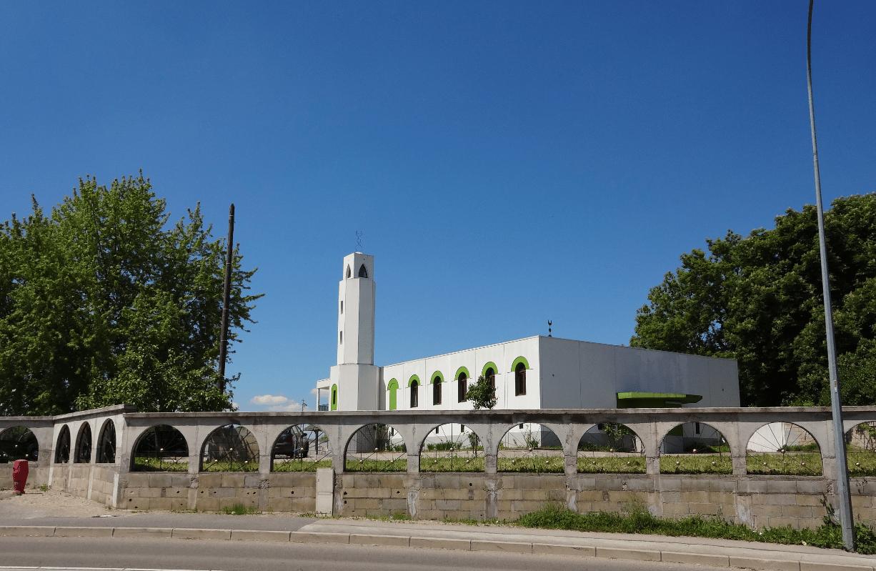 Mosquée Sounna de Besançon