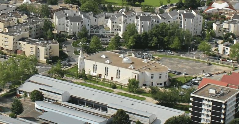 Mosquée de Trappes (78)