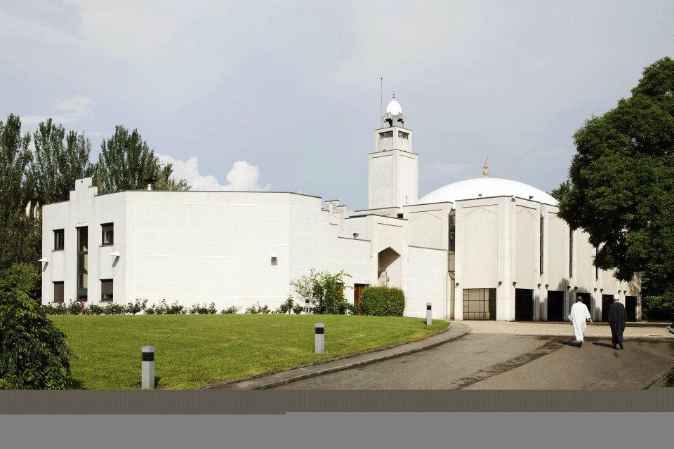 La Grande Mosquée de Lyon