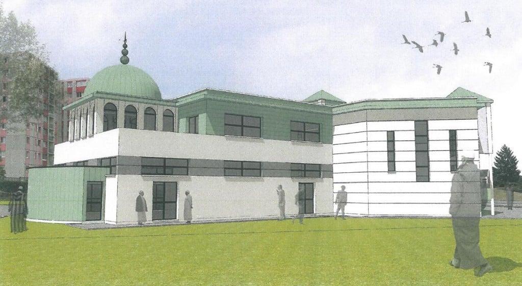 Mosquée de Nemours